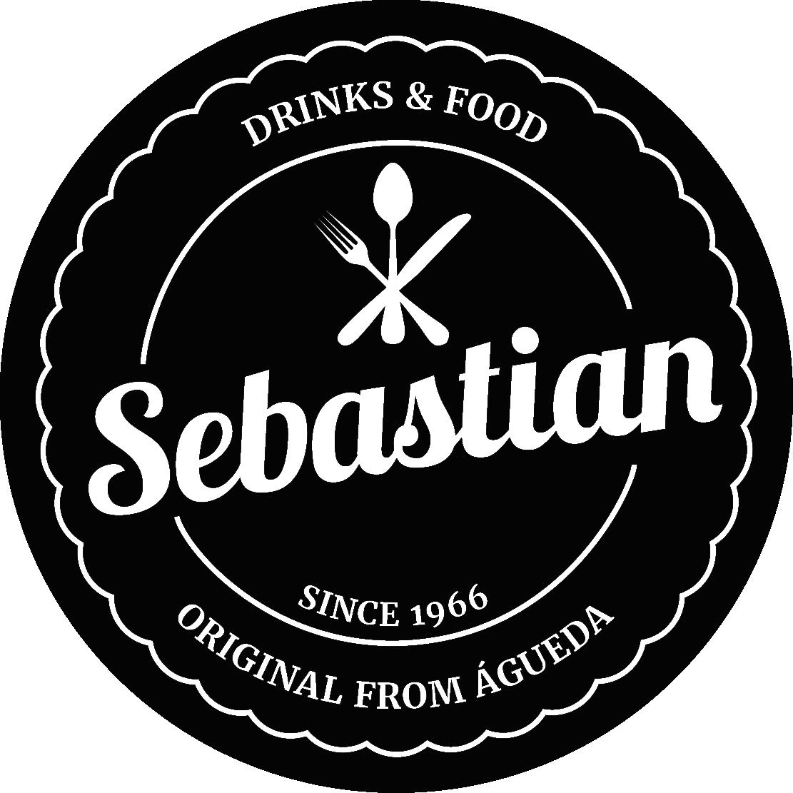 Café Sebastian Bar - Logotipo | Way2Start - Design & Digital Agency