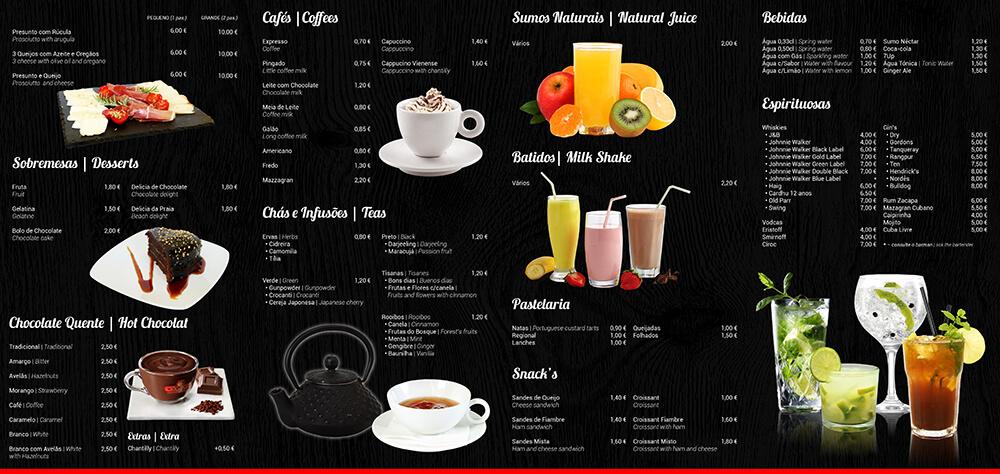 Café Sebastian Bar -  | Way2Start - Design & Digital Agency